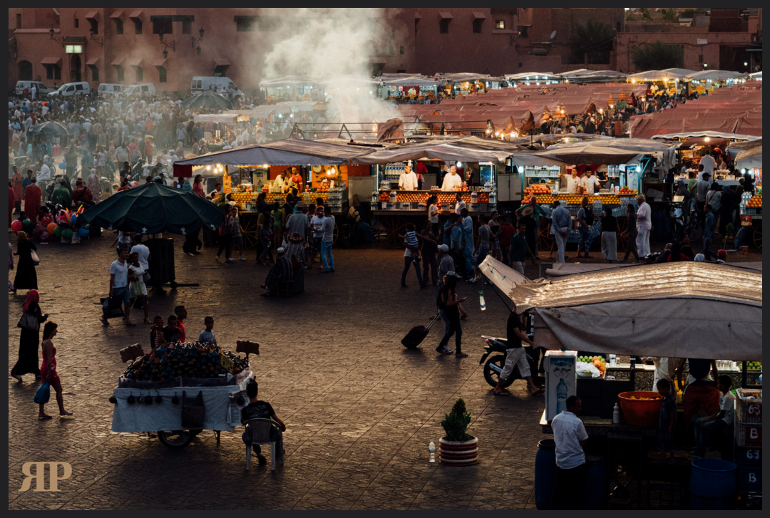 Marrakech by Robert Pugh
