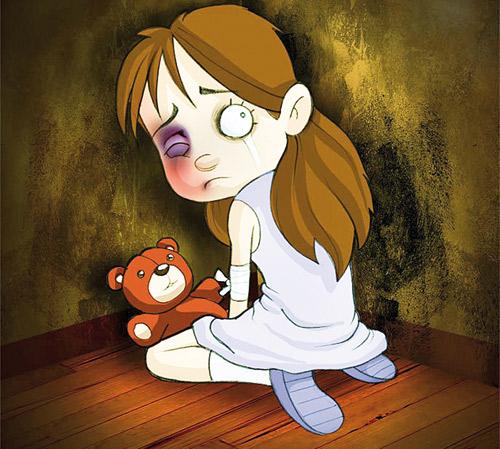 El gobierno del PP deja desamparadas a las menores con padres maltratadores