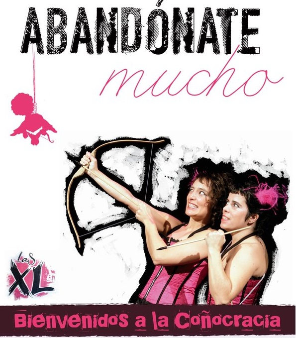Teatro feminazi: Abandónate mucho. Bienvenidos a la coñocracia