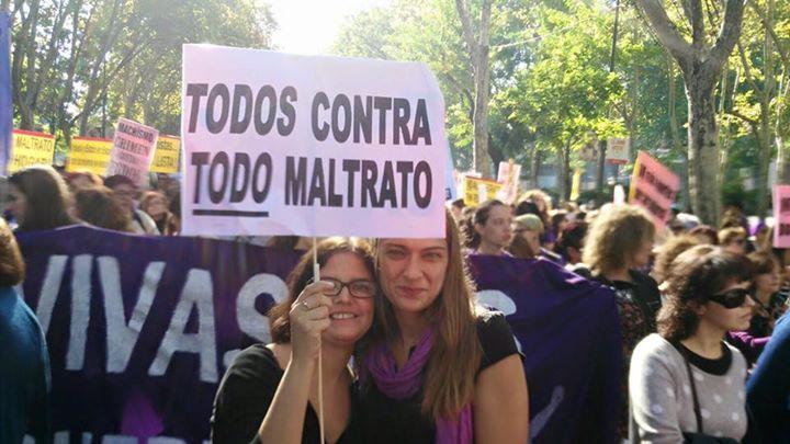 Estuve en la marcha feminista del #7N en Madrid que VOX y GenMad intentaron boicotear y esto es lo que ví