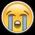 emoticono lagrimas