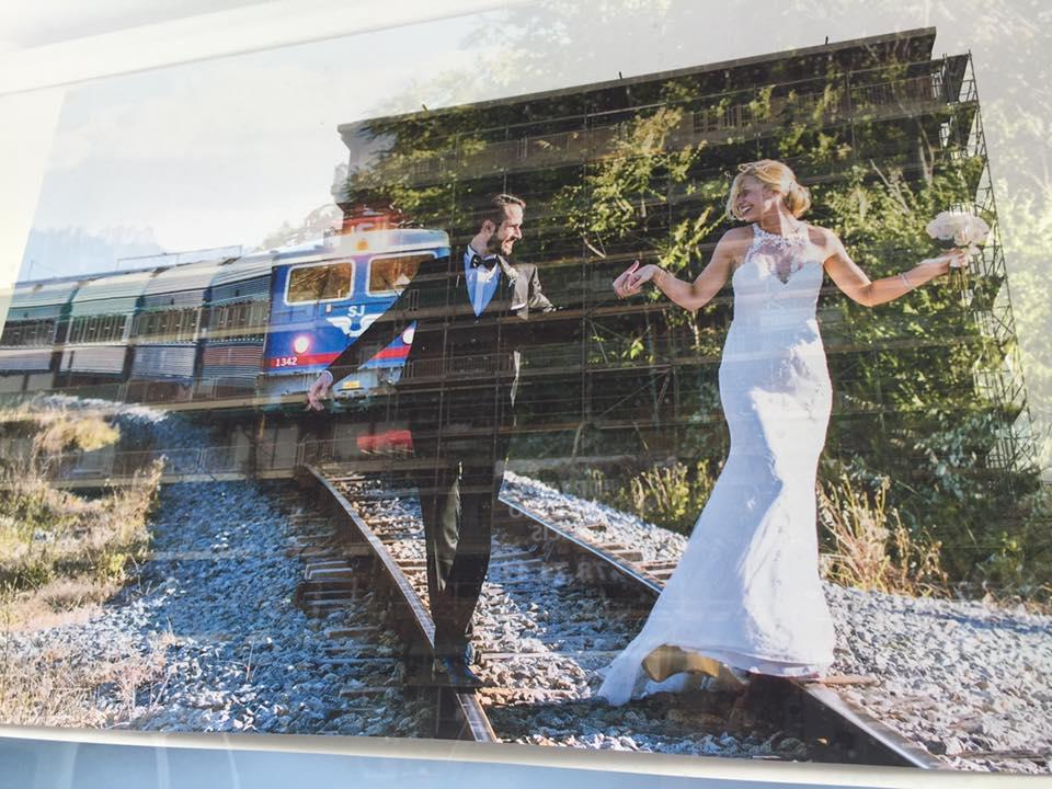 matrimonio tren