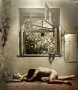 Autor: Jan Saudek