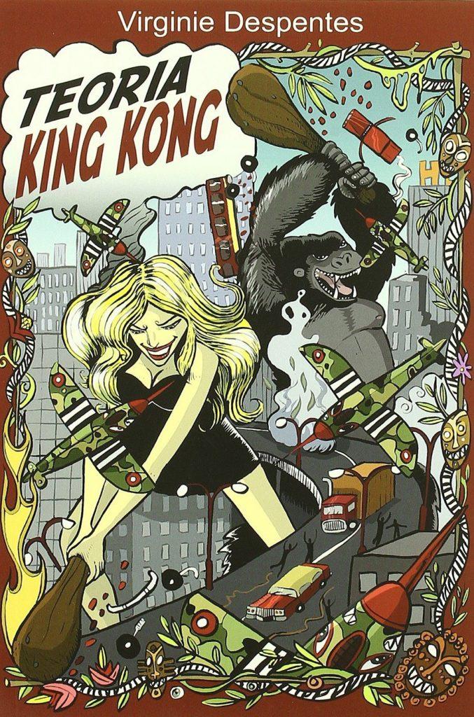 teoría king kong portada