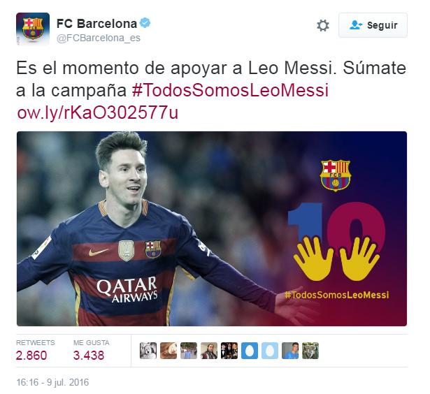 No todos somos Leo Messi