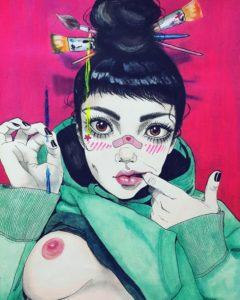 Autora: Harumi Hironaka