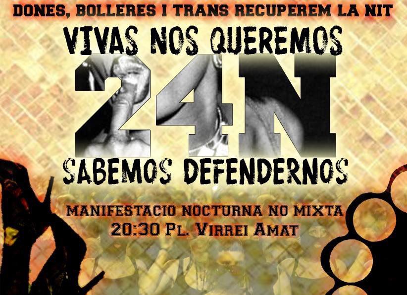 El fin de semana más feminista del año #25N