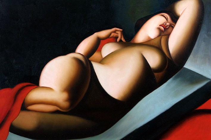 Artistas que me fascinan #2: pintoras