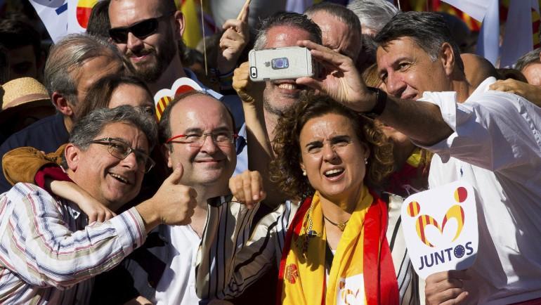 Elecciones en Catalunya 21-D: «Una oportunidad de oro», «la oportunidad de nuestras vidas», «una oportunidad única»
