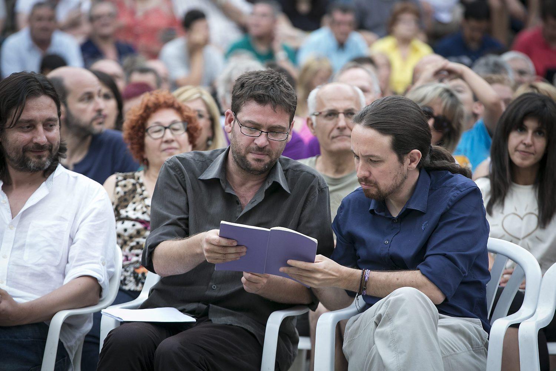 Podemos aplica el 155 a Podem Catalunya. Siguen sin haber entendido nada
