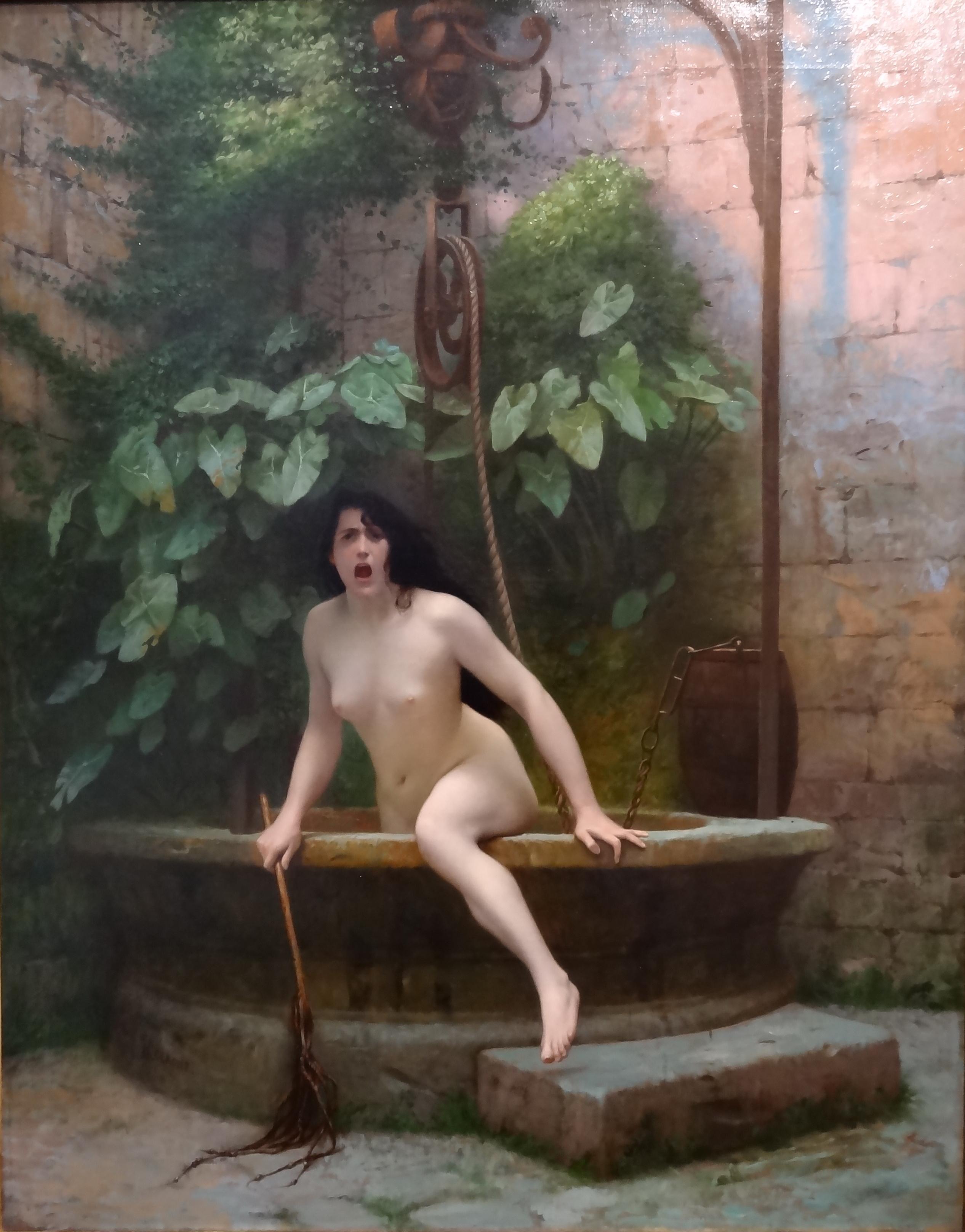 La verdad saliendo del pozo, Jean-Leon Gerôme
