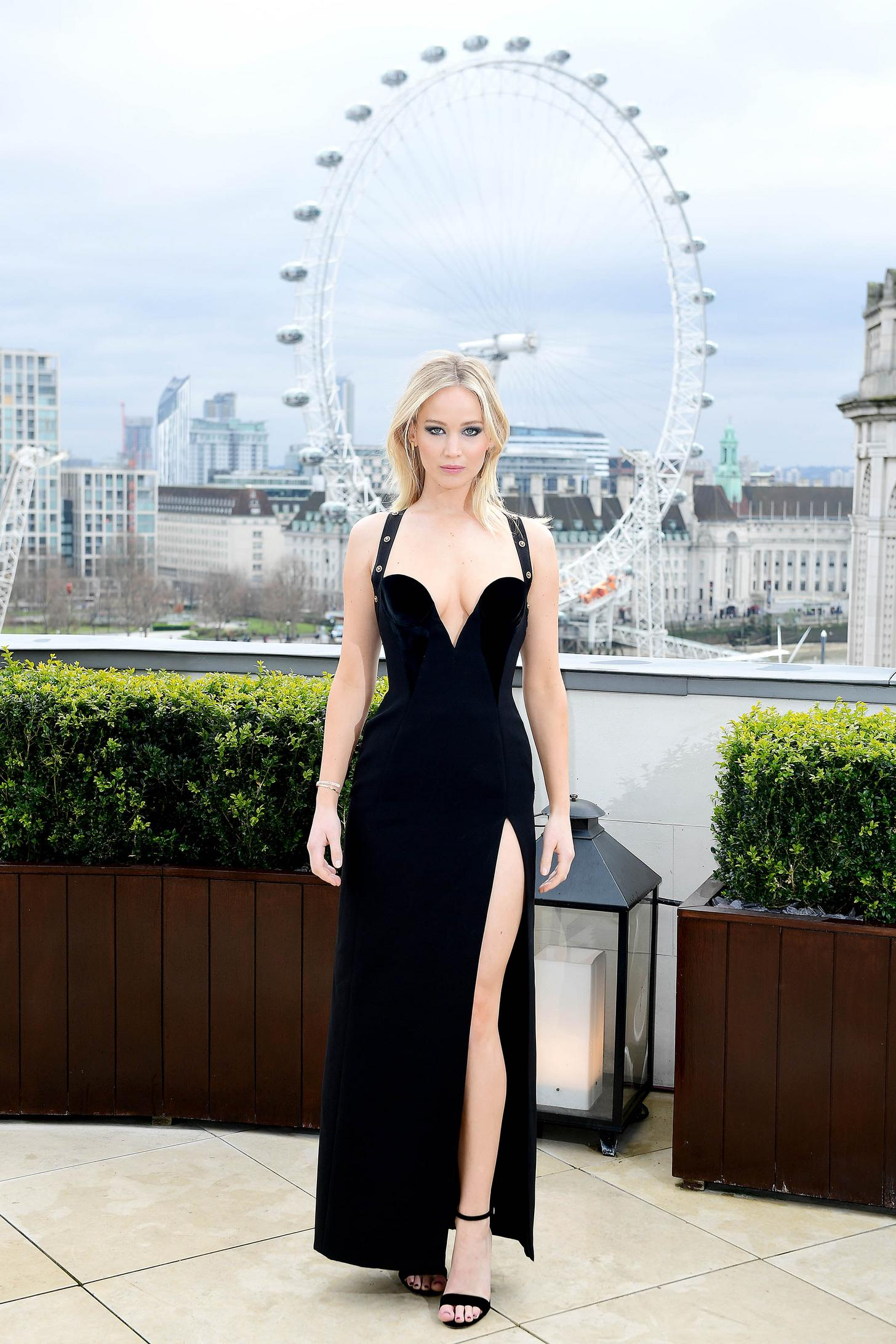 La foto del vestido de Jennifer Lawrence y la libertad de elección individual