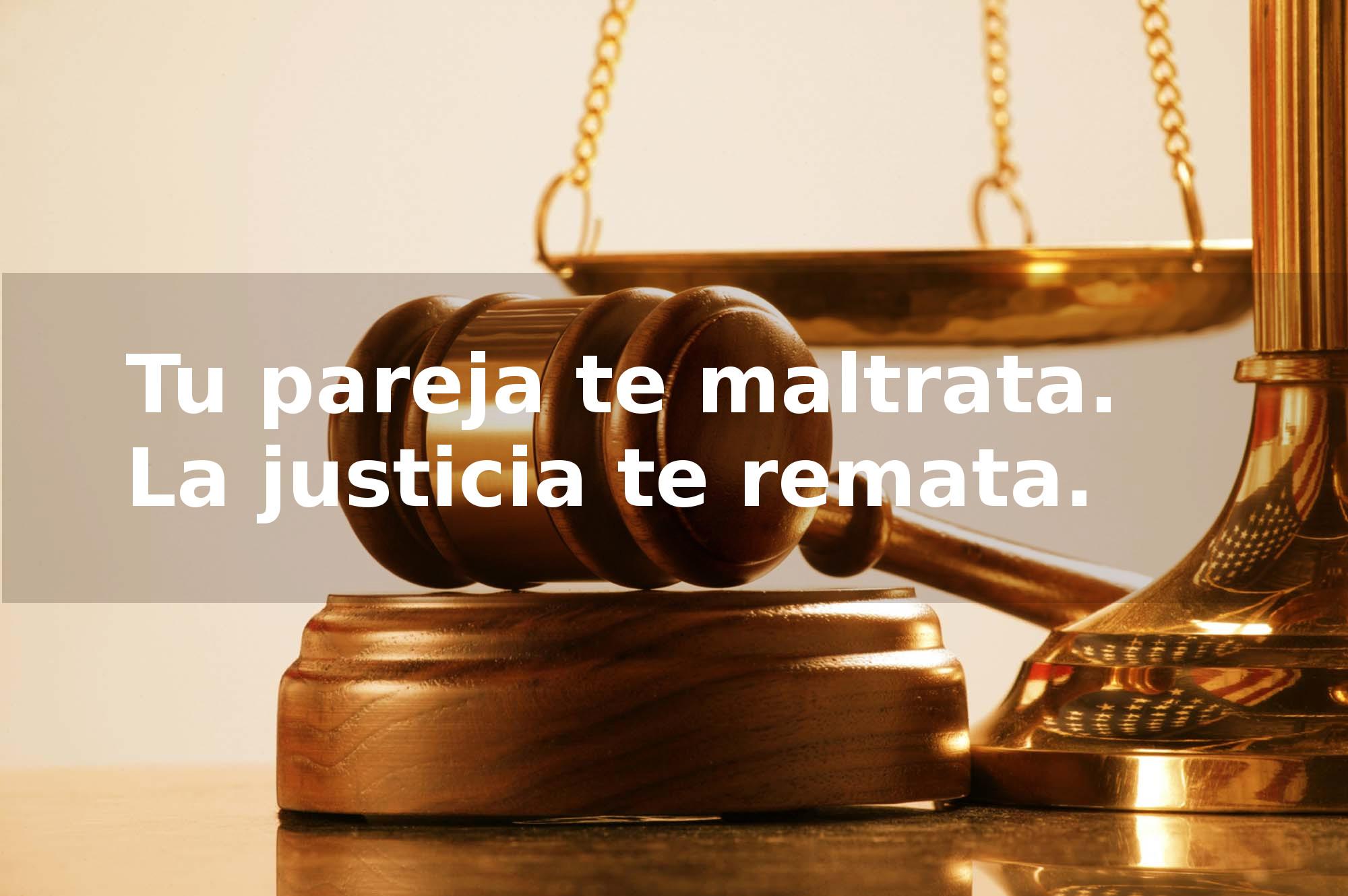Violencia de género y victimización secundaria en los juzgados. Maltrato institucional a las mujeres que denuncian