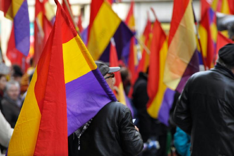 Sobre las pitadas al himno, al rey, a la bandera y la falta de respeto a los símbolos y autoridades del Estado