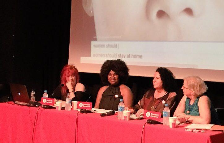 Conferencia de Helen Mukoro sobre trata de mujeres con fines de explotación sexual: el caso de Nigeria
