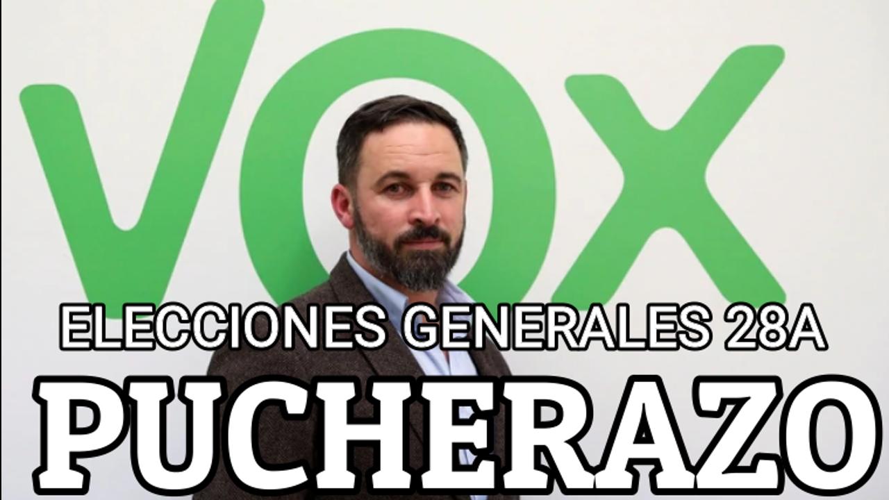 VOX denuncia un posible pucherazo electoral… cometido por ellos mismos