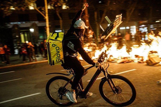 Qué NO está pasando en Catalunya