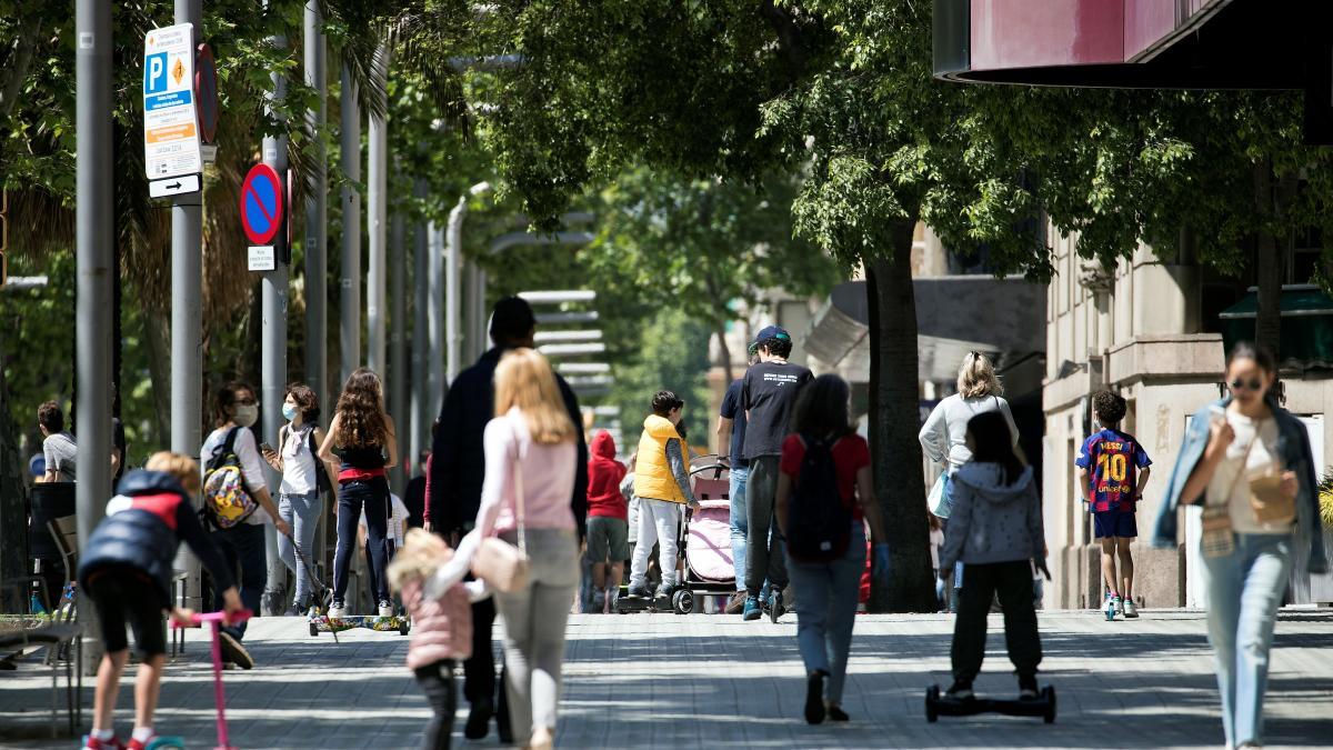 Una socióloga confinada. DÍA 44 (lunes). Reflexión rápida sobre los niños en la calle